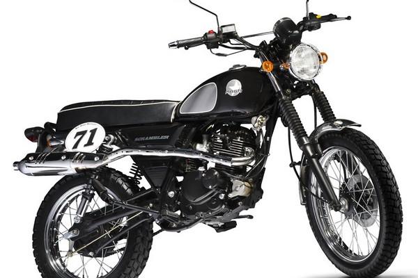 Mash Scrambler 125cc