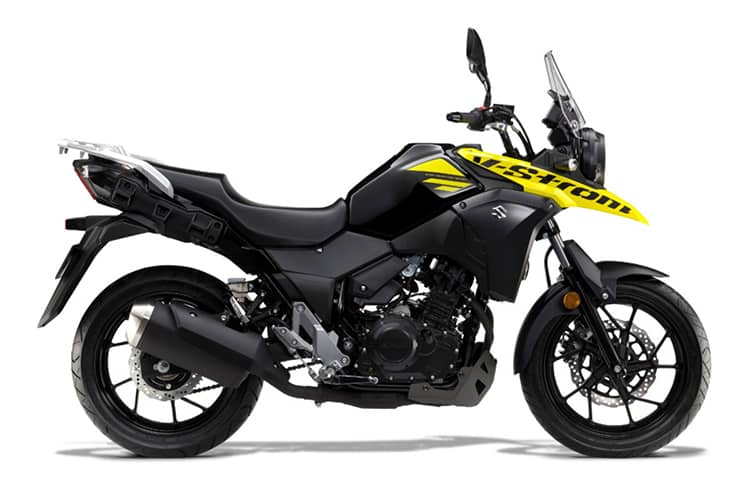 Suzuki V-Storm 250cc